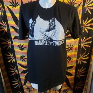 Trampled by Turtles band t shirt